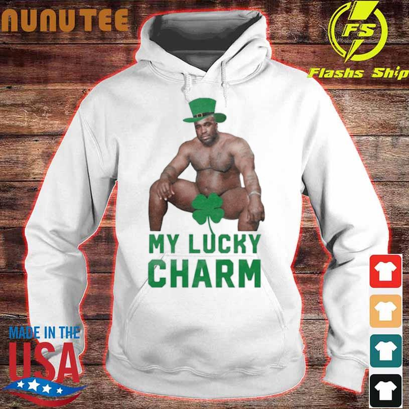 My Lucky Charm St. Patrick's Day Shirt hoodie