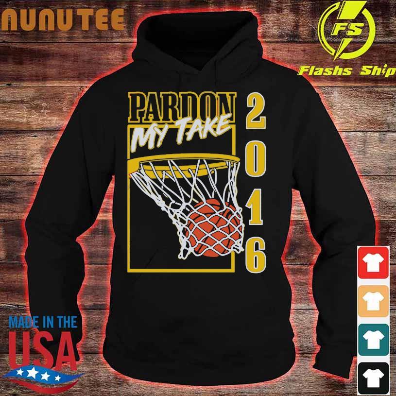 Pardon My Take PMT Tourney Shirt hoodie