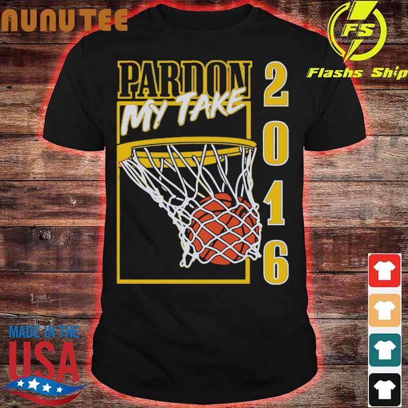 Pardon My Take PMT Tourney Shirt