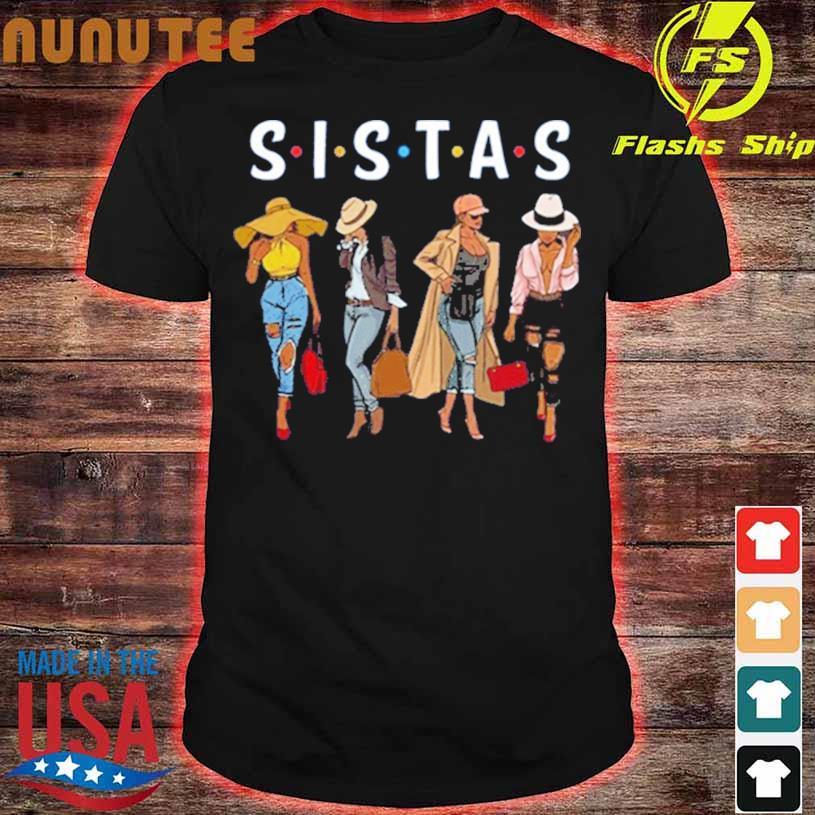 Sistas Afro Women Together Shirt