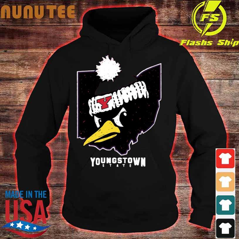 Youngstown State Ohio Penguin Shirt hoodie