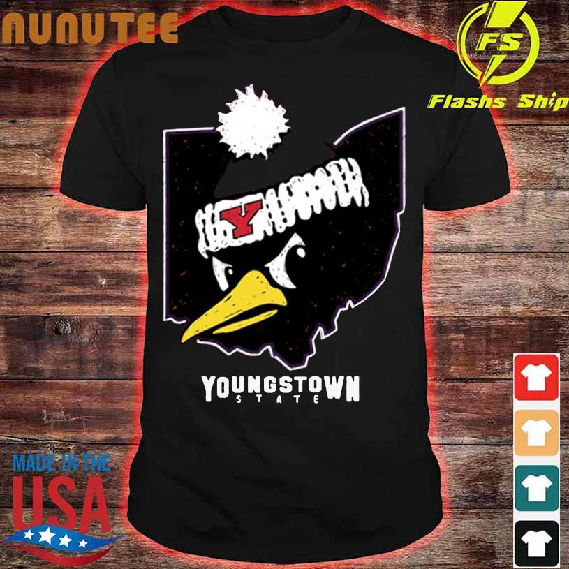 Youngstown State Ohio Penguin Shirt