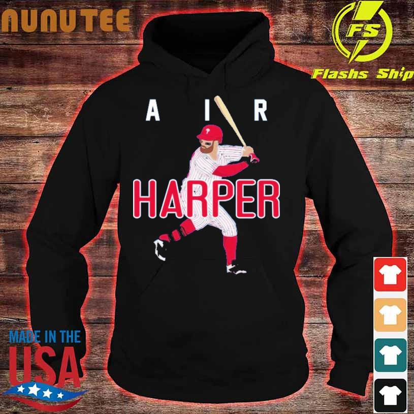 Bryce Harper Philadelphia Phillies AIR hoodie