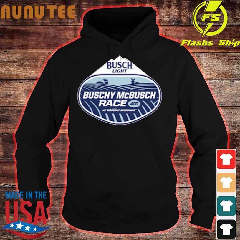 Kansas Speedway The Buschy Mcbusch Race 400 Shirt hoodie