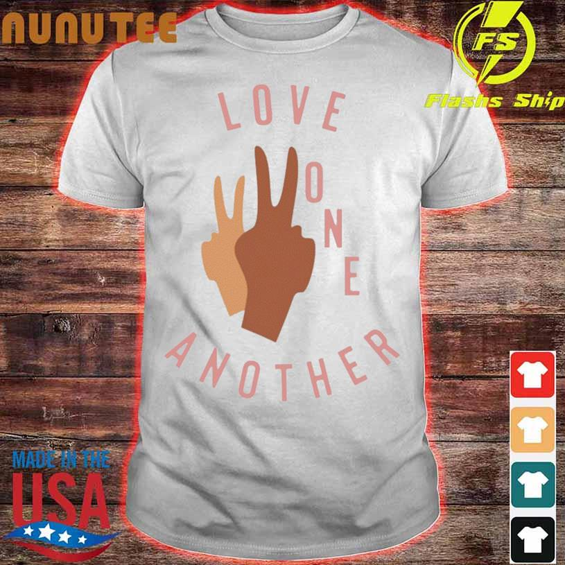 Old Navy Love One Another Shirt