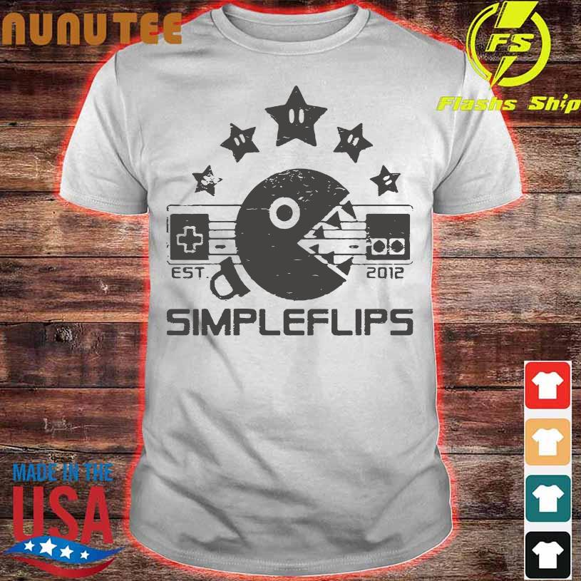 Simpleflips Discord Shirt