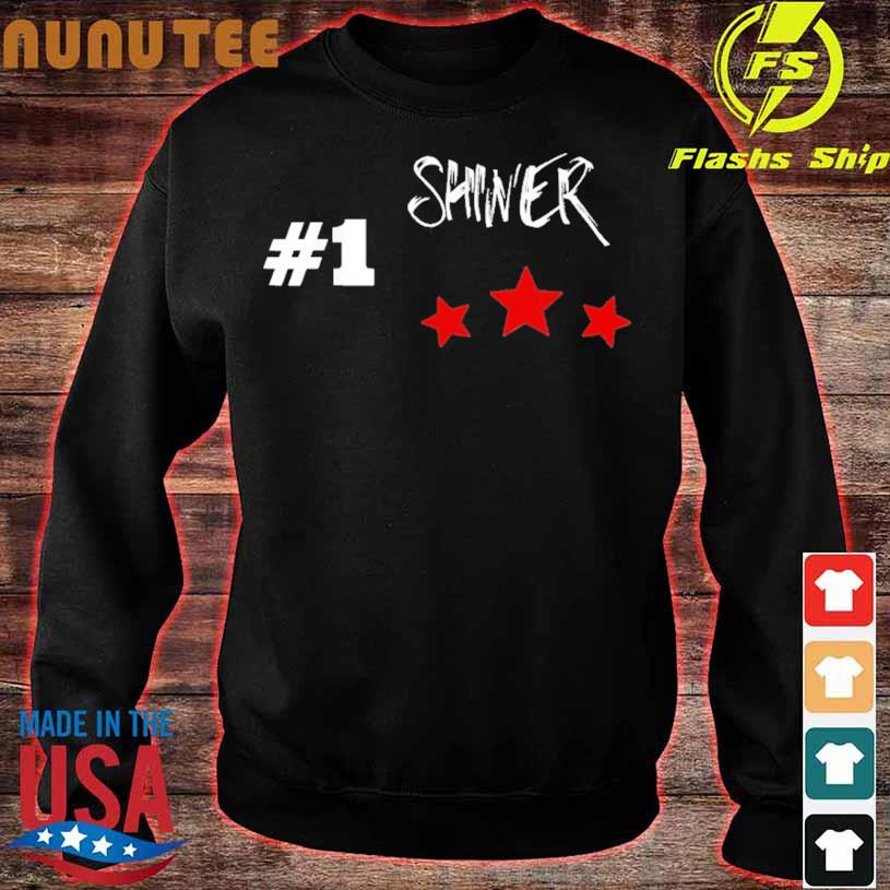 #1 Shiner Graphic Shirt sweater