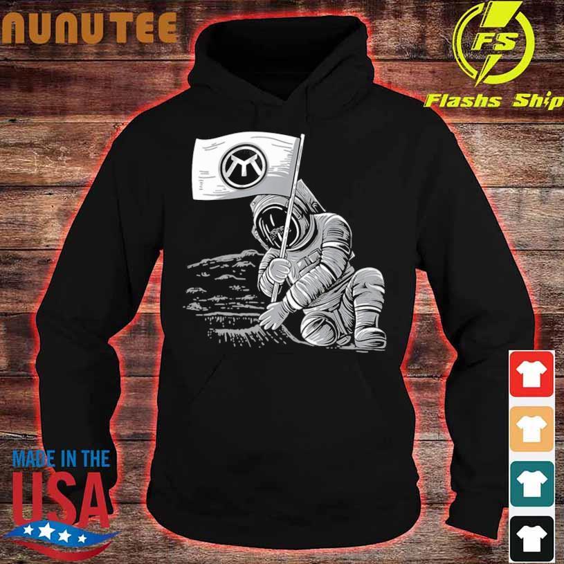 Metrix Merchandise Space Moon Shirt hoodie