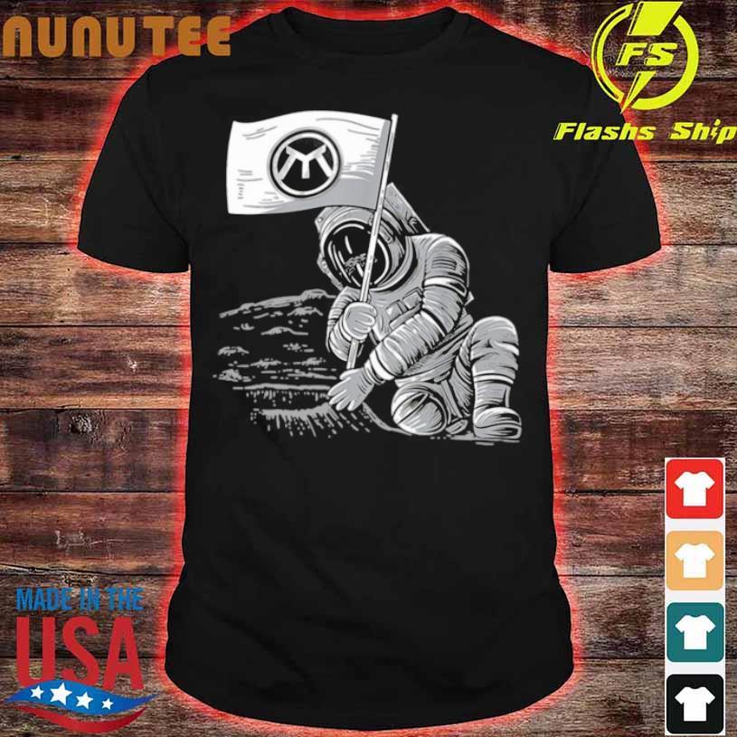 Metrix Merchandise Space Moon Shirt