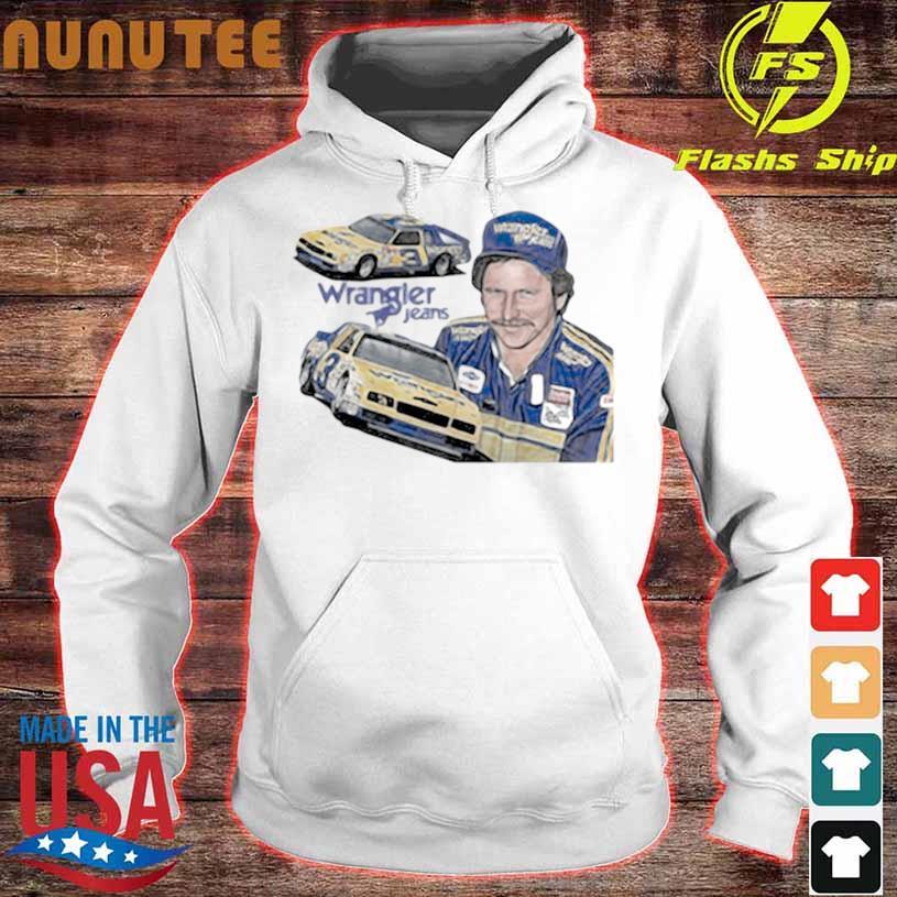 Wrangler Nascar Signature Shirt hoodie
