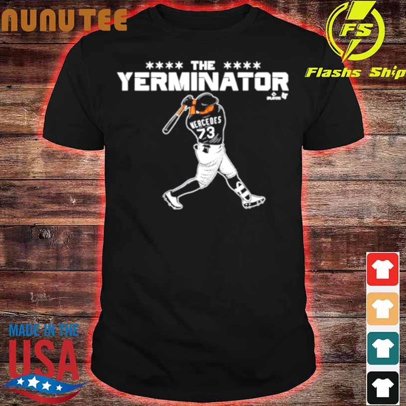 Yermin Mercedes The Yerminator Shirt