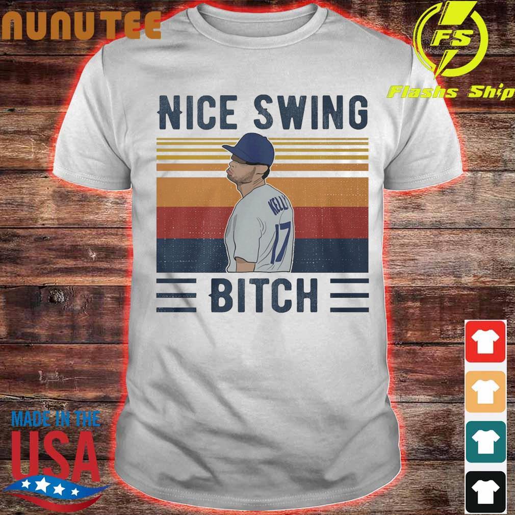 John Kelly nice swing bitch vintage shirt
