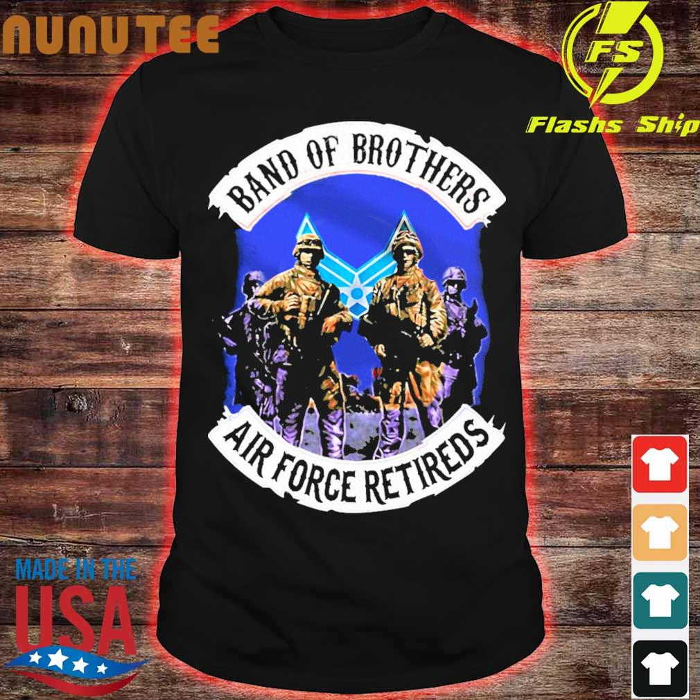 Band of Brother air force retired shirt