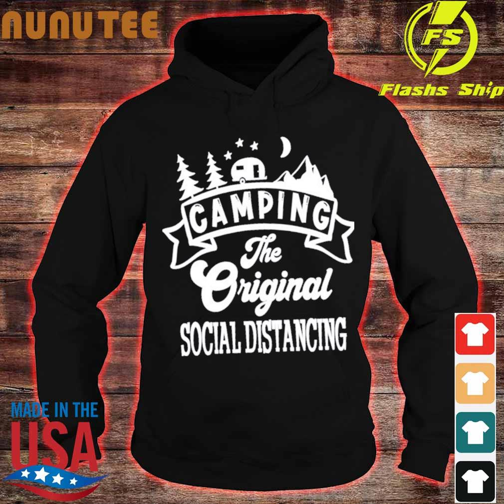 Camping The Original social distancing s hoodie