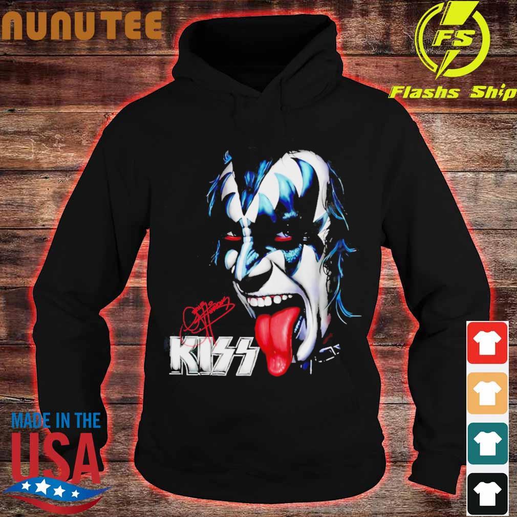 Kiss signature s hoodie