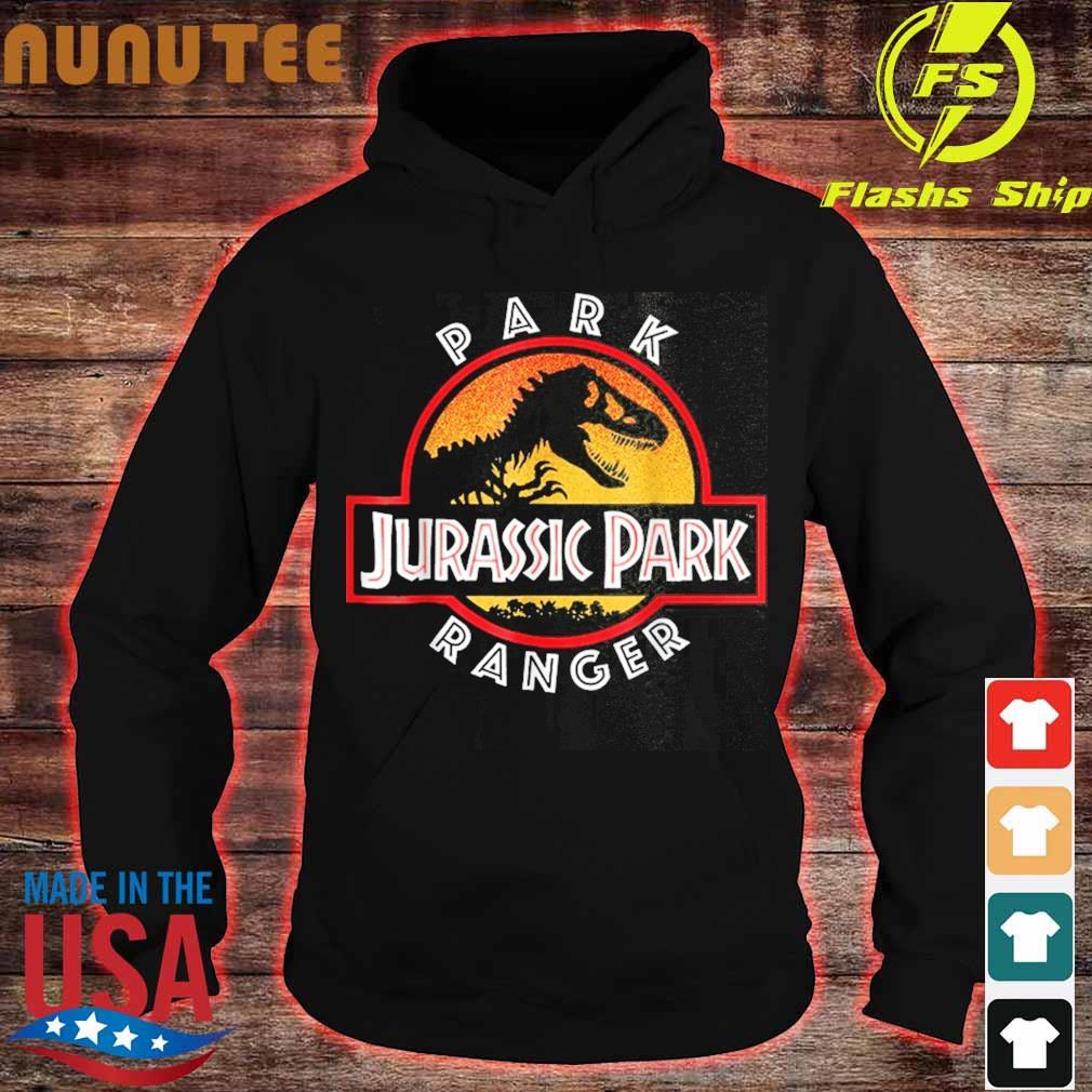 Jurassic Park Circle Park Ranger Shirt hoodie