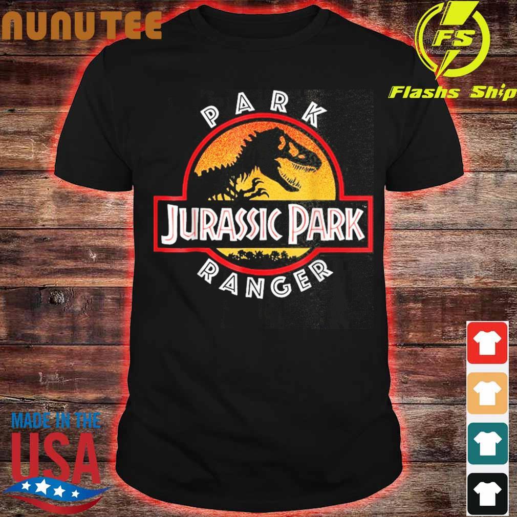 Jurassic Park Circle Park Ranger Shirt