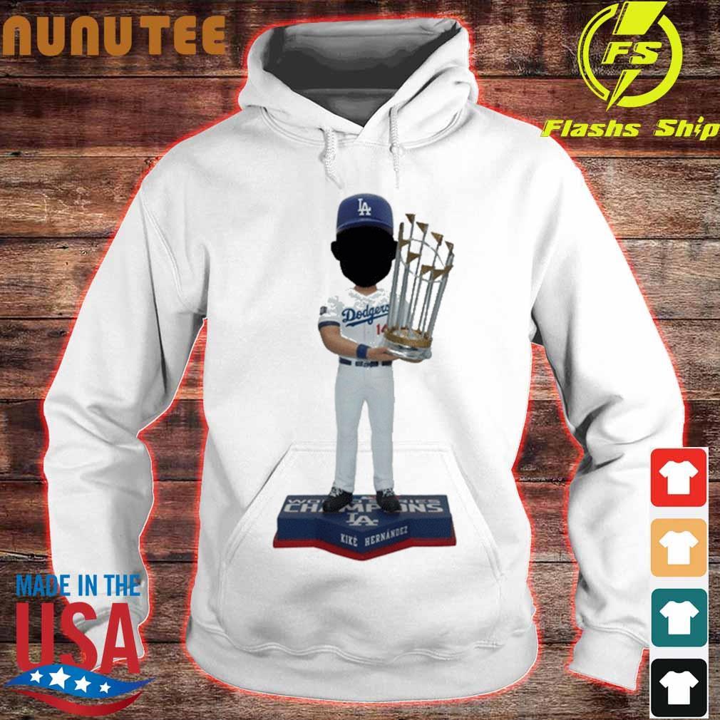 Los Angeles Dodgers 2020 World Series Champions Shirt Brusdar Graterol hoodie