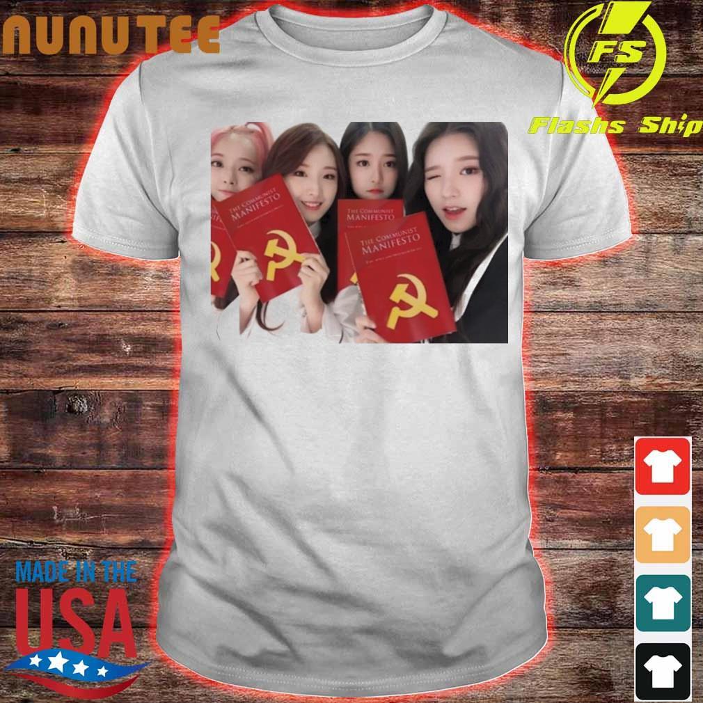 Loona The Communist Manifesto Shirt